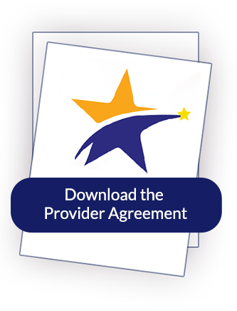 download the Provider Agreement